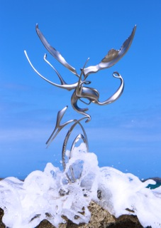 Chimaera/Conjuring...stainless steel