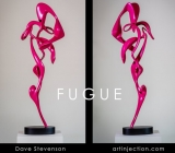 NEW sculpture by NYC sculptor Dave Stevenson