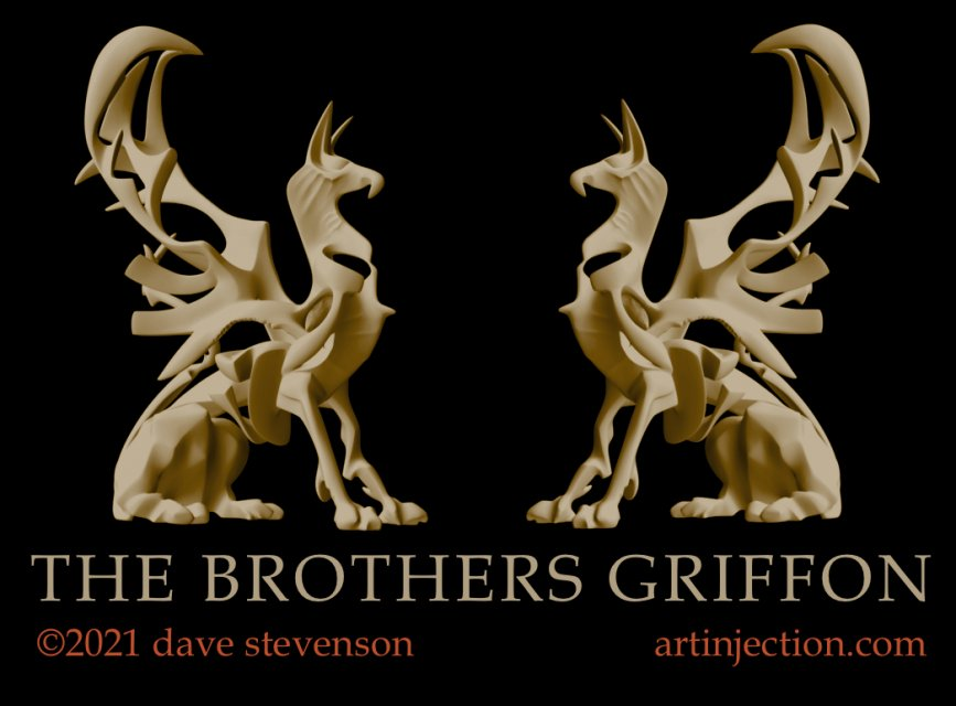 The Brothers Griffon